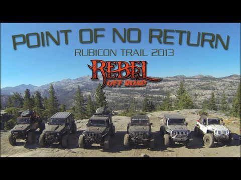 Point of No Return by Rebel Off Road