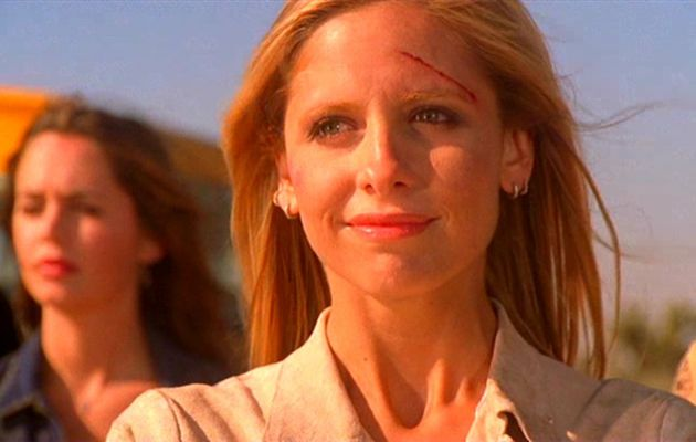 Happy birthday, Buffy Summers and the Scooby Gang