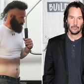 Keanu Reeves looks unrecognisable on set of Bill & Ted 3 - 30 years after 1st movie