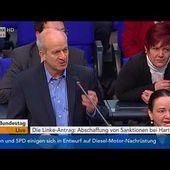 Meine Stellungnahmen zu den Wortbeiträgen von Politikern (Abgeordneten, MdB) im Rahmen der Bundestagsdebatte über Abschaffung vs. Beibehaltung der Hartz 4 - Sanktionen vom 02. Februar 2018 - Sabeth schreibt
