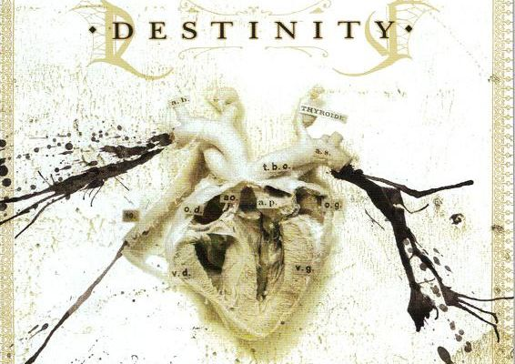 DESTINITY: The Inside (2008- Rupture Music) [Thrash/Death Metal]