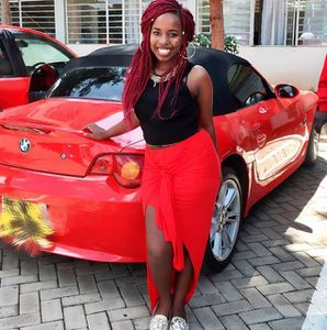 Unbelievable!!! Just See The Expensive Sport Car Saumu Mbuvi Drives(Photo)
