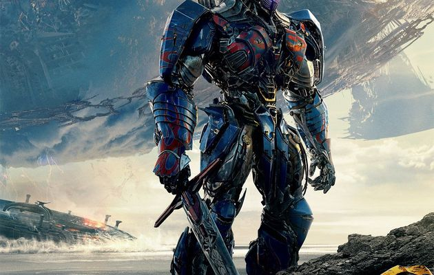TRANSFORMERS THE LAST KNIGHT - Bande Annonce 3 VO
