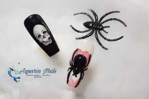 Les nail-art Halloween