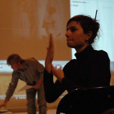 Atelier Langue des signes- de Mars à juin -Lyon 9ème -