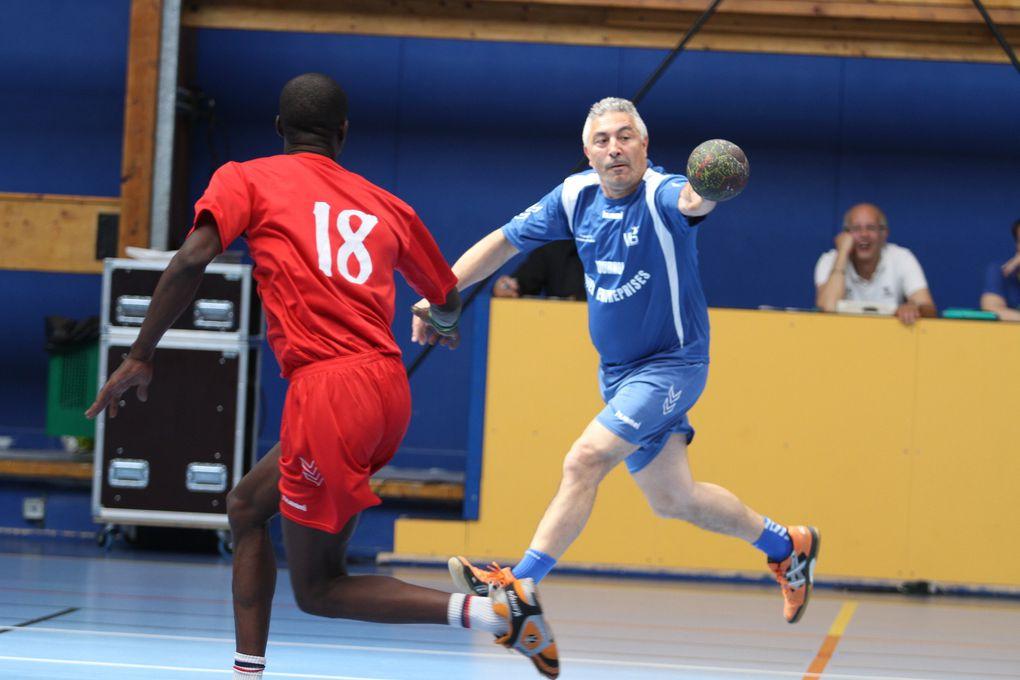La 3e édition du tournoi inter-entreprises de Vénissieux Handball a été remportée par Bosch