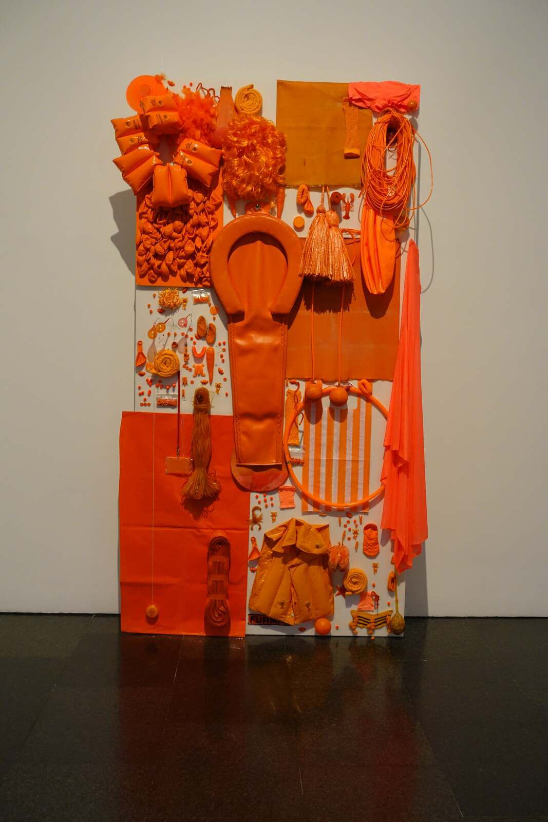 Orange lush i / Orange intense / 1995- 2019