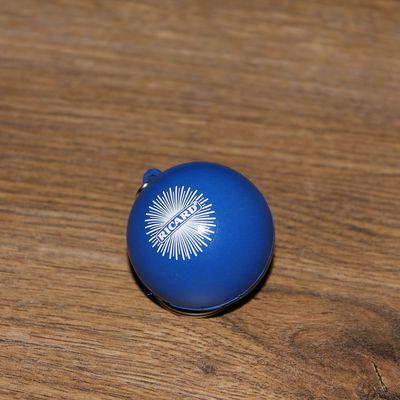 Divers - Porte-clé; Boule; Jaune & bleu