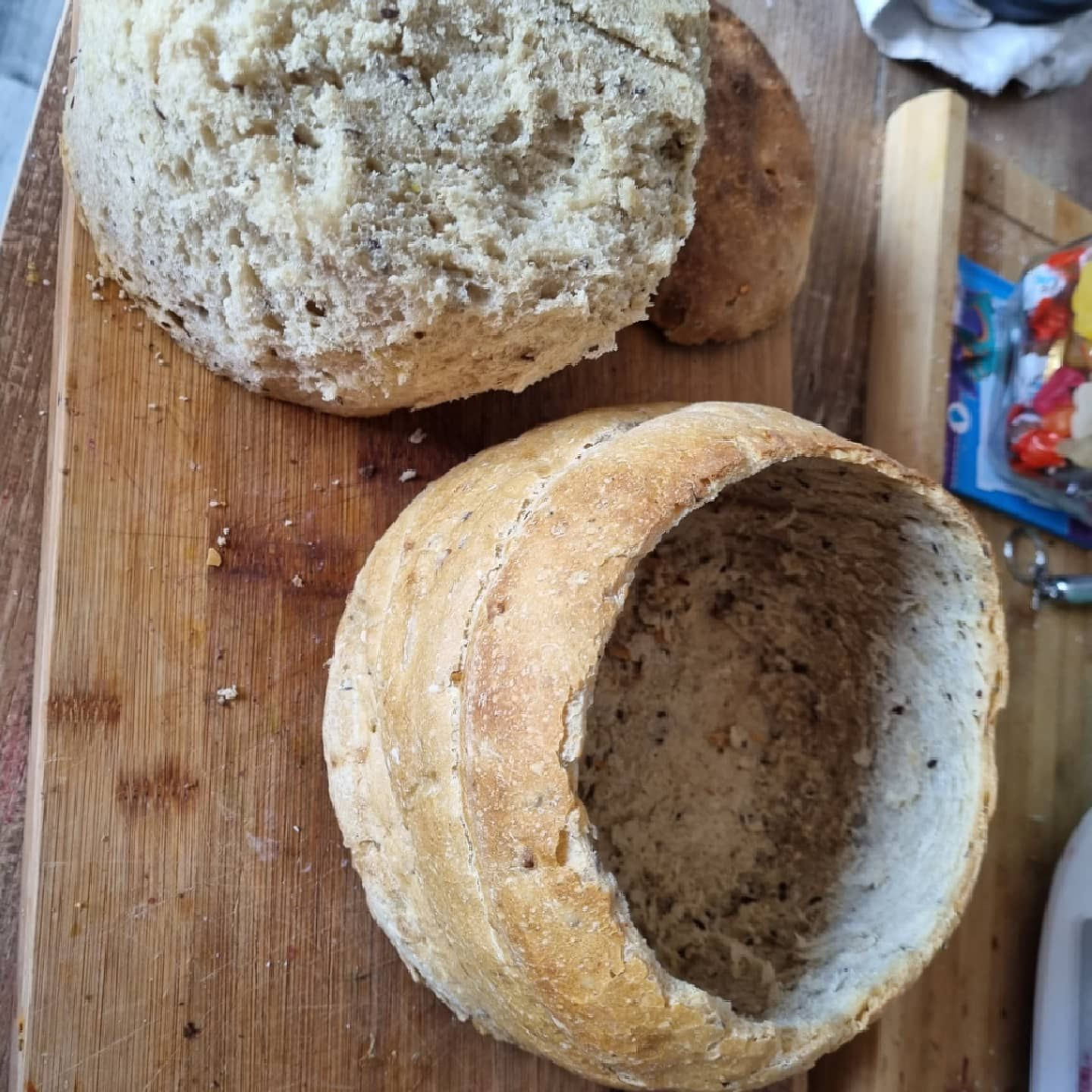 Pain surprise ( thermomix)