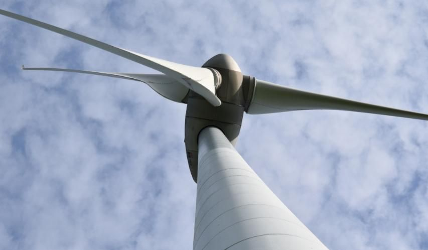 Câbles parc éolien