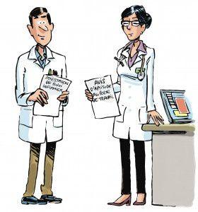 PSA retail -  Médecin du travail - Visites médicales et visites périodiques