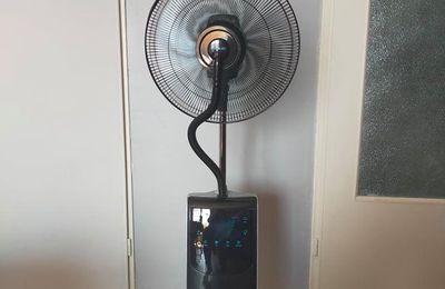 Le ventilateur brumisateur Energyslience 790
