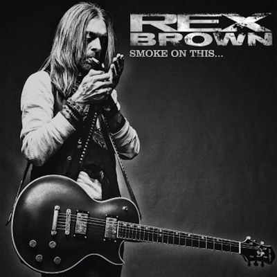 REX BROWN : New video song ''Train Song'' (ex-Pantera, ex-Down)