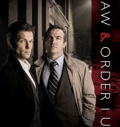 LAW AND ORDER UK - Douloureusement humain...