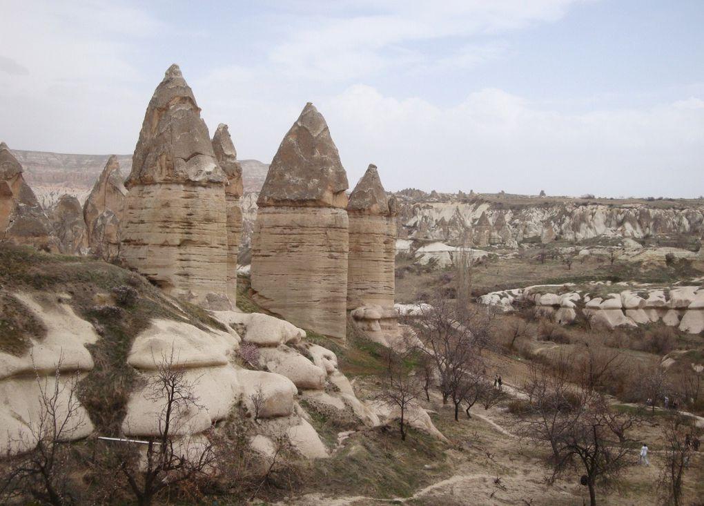 ANTALYA ET CAPPADOCE