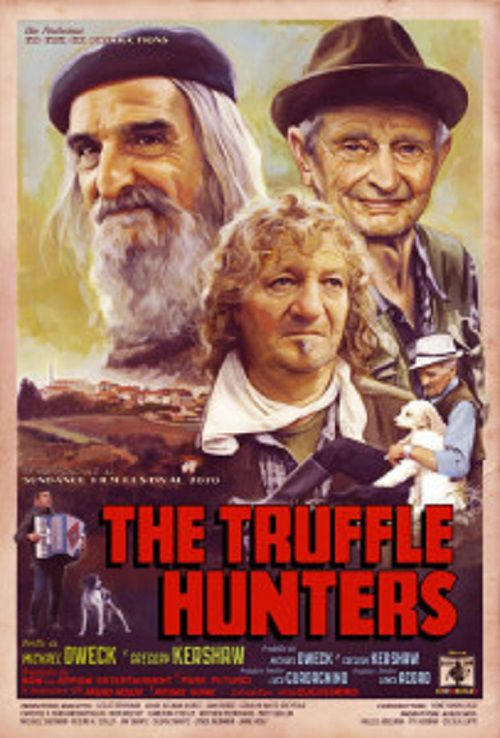 The truffle hunters (BANDE-ANNONCE) Documentaire de Michael Dweck et Gregory Kershaw
