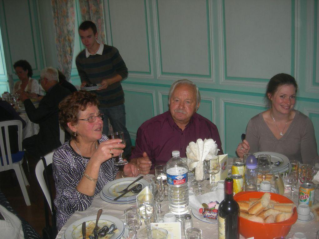 Repas des Ainés du 24 octobre 2010 à Hautot-sur-Seine