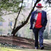 François Englert, l'enfant caché derrière le prix Nobel - Le blog de Michel Bouffioux
