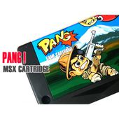Pang Cartridge game For MSX
