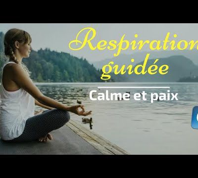 Respiration guidée