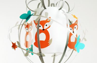 Foxy, la suspension mobile renard