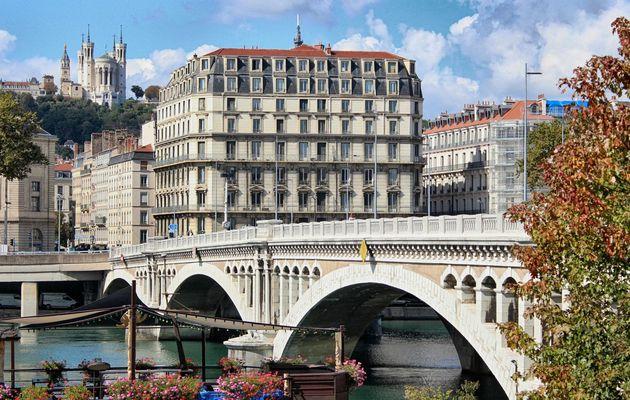 Quais Rhône