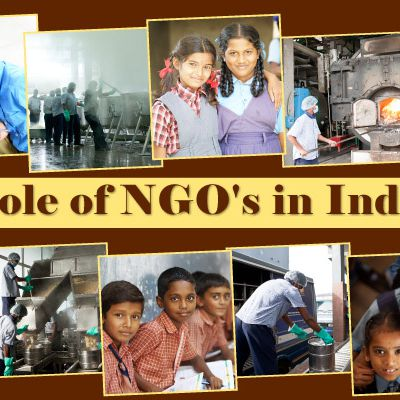 Role and Functions of NGO's in India
