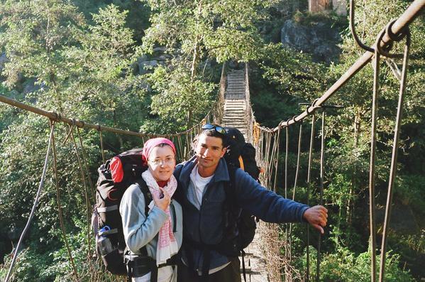 Un pays magnifique, des gens charmants... et vive le trekking!