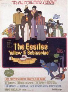 Ciné glouglou n°16 : Yellow Submarine