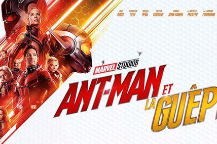 critique de ANT-MAN ET LA GUEPE