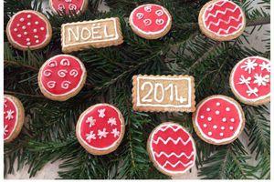 Biscuits de noêl 2014