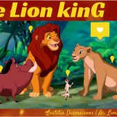 The Lion King by laetitia.desmaisons on Genially