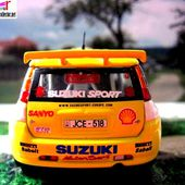 FASCICULE N°16 SUZUKI IGNIS JWRC 2005 MONTE CARLO GUY WILKS ET PHIL PUGH IXO 1/43. - car-collector.net