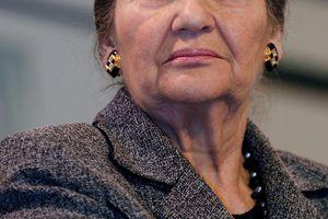 EPI Lettres-SVT : Humain ou animal ? Allocution du 27 janvier 2015 par Simone Veil