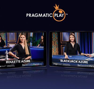 Pragmatic Play lance deux nouveaux jeux de casino en ligne live