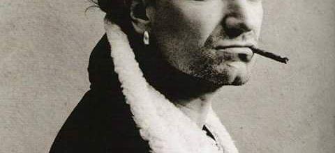 U2 -Bono -Berlin -1990