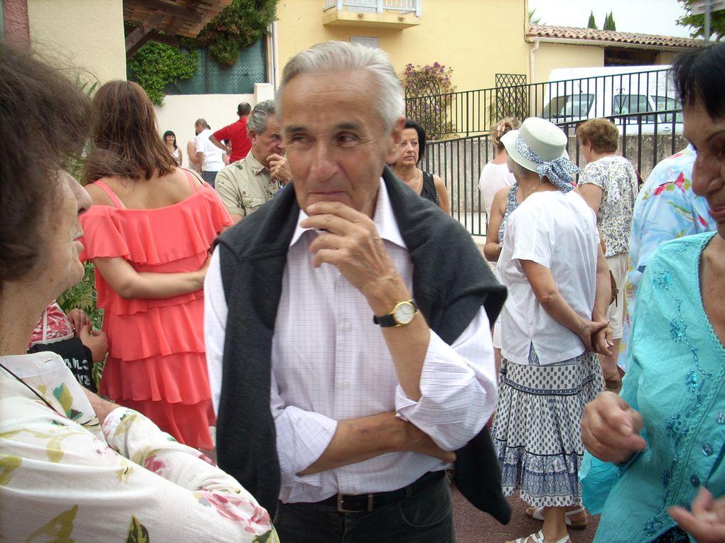 La fête des Vacances - Auribeau le 14 août