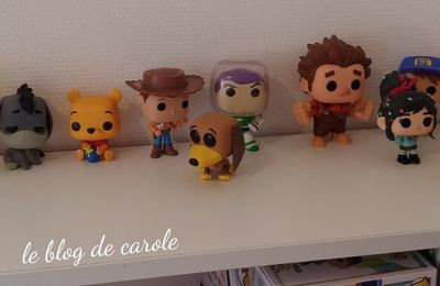 Ma collection de Funko Pop