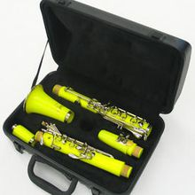 Clarinettes couleurs / coloured Clarinets