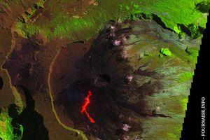 Des nouvelles du volcan Le Piton de La Fournaise
