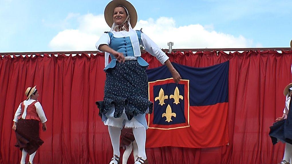 """Groupe folklorique vendéen """"Boupère"""""""