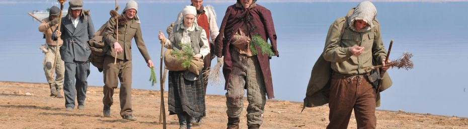 The Way Back - (Peter Weir, 2010)
