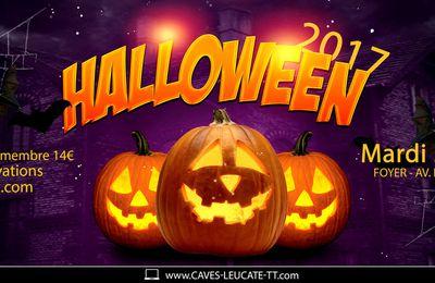 Soirée Halloween du CLTT