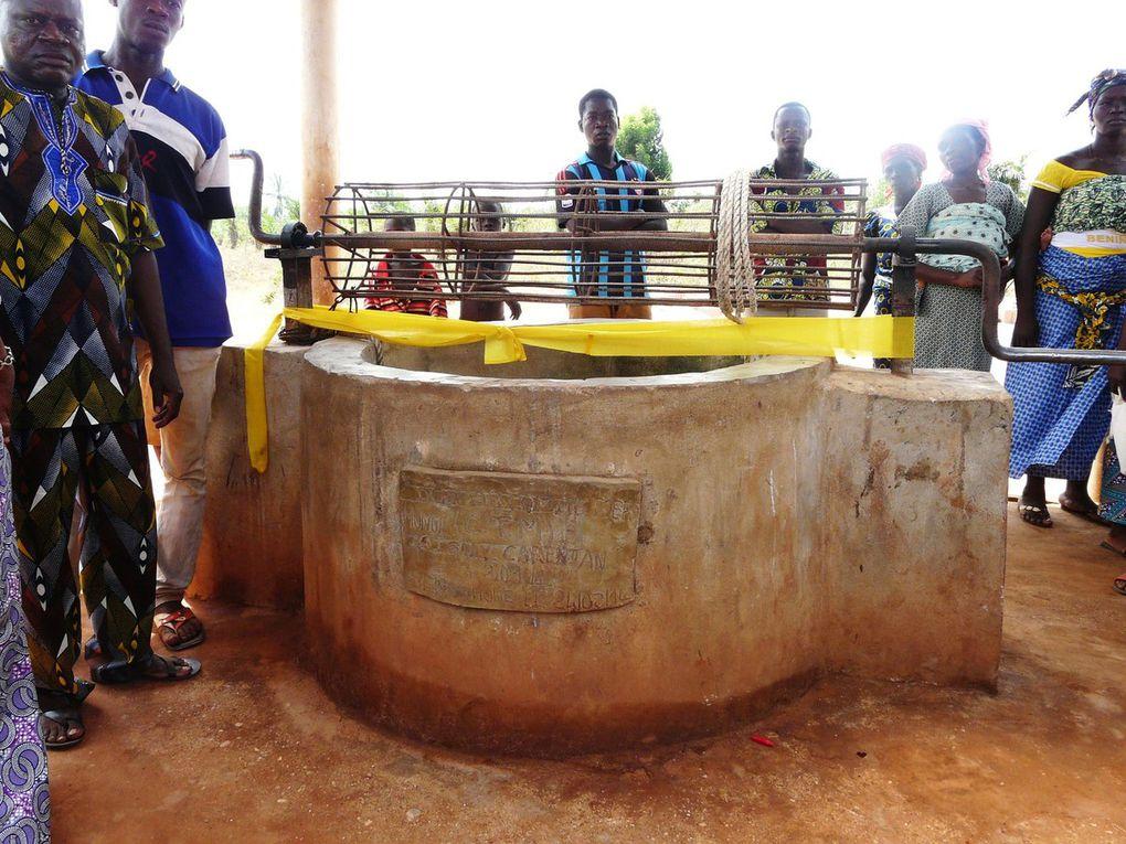 Le puits de Sénouhoué.