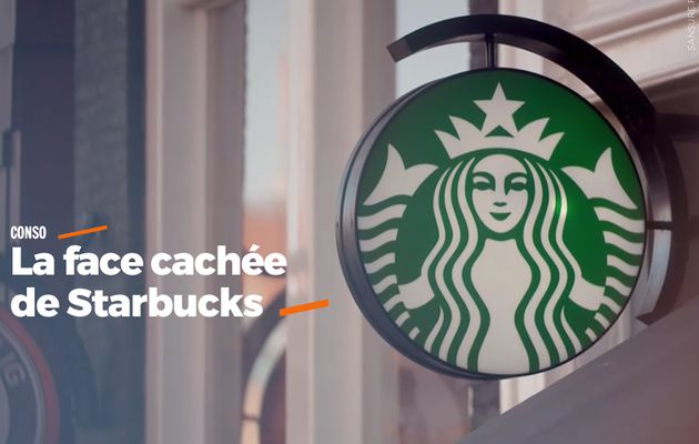 La face cachée de Starbucks (vidéo) #Starbucks