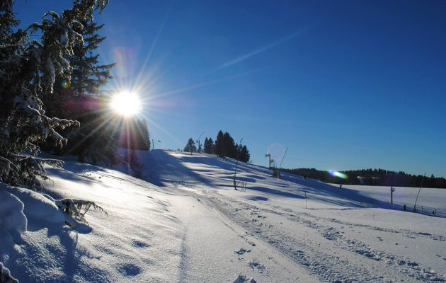 Stations de ski des Fourgs et d'Entre-les-Fourgs-Jougne