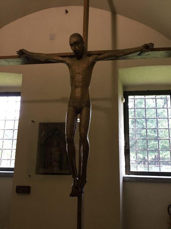 Secolo XIV, Cristo in legno