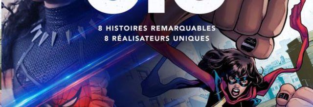 """""""Marvel's 616"""", nouvelle série disponible dès ce vendredi sur Disney+ (vidéo)"""