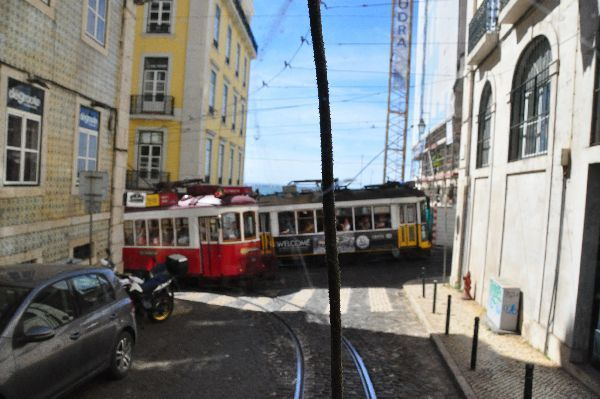Vues de Lisbonne et ses alentours (partie 1/2)