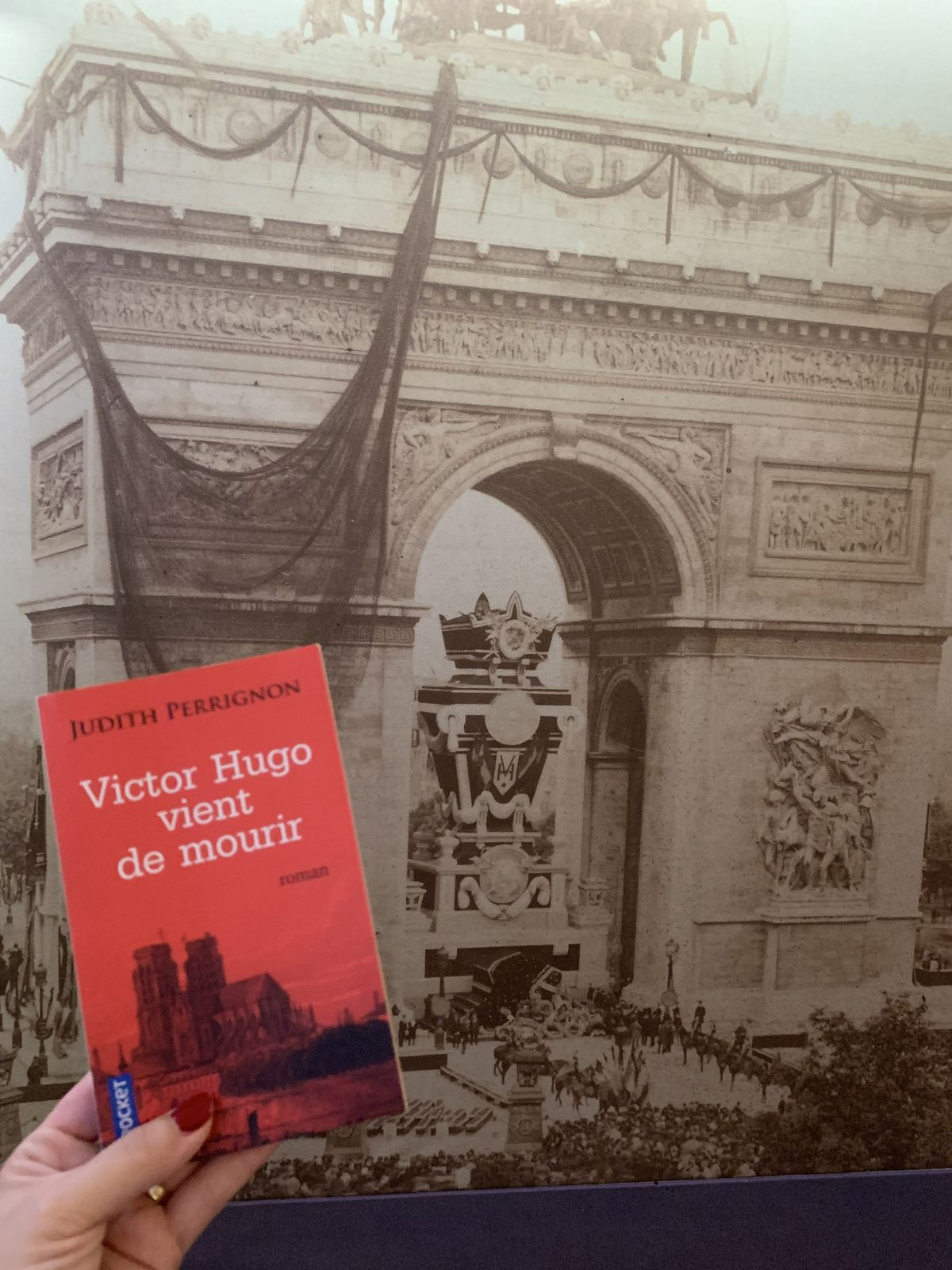 Victor Hugo vient de mourir - Judith Perrignon